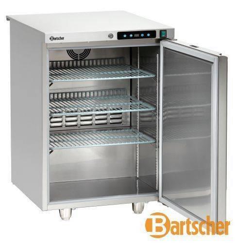 Bartscher Kühlschrank Umluft Edelstahl 161 Liter