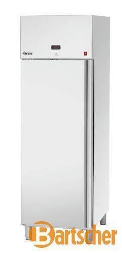 Bartscher Edelstahl Tiefkühlschrank mit 700 L Volumen