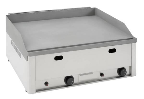 Gas Grillplatte Tischgerät 66 x 60 x 29 cm