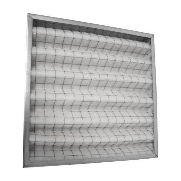 Vorfilter mit Stahlgehäuse 40 x 62 cm