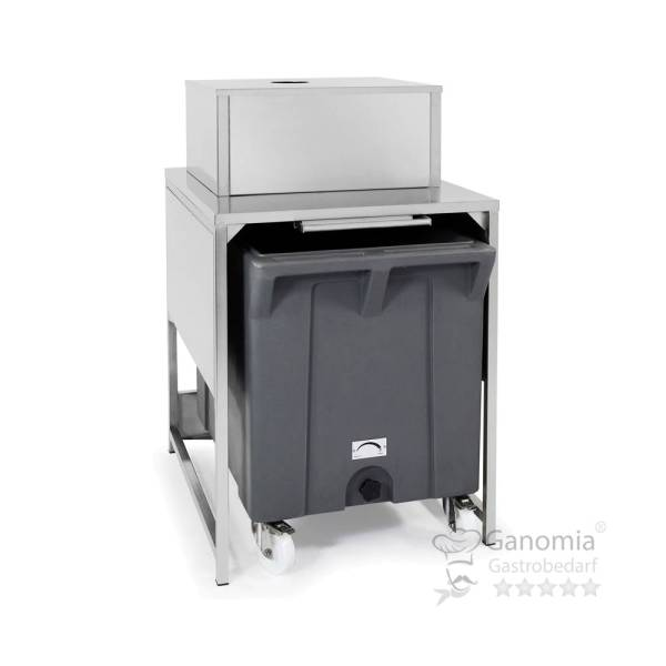 Eiswürfelauffangbehälter 125 kg