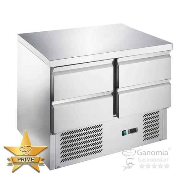 Kühltisch 4 Schubladen