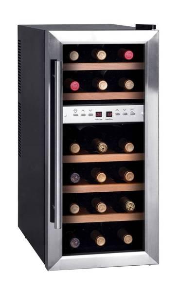 Gastro Weinkühlschrank für 18 Flaschen