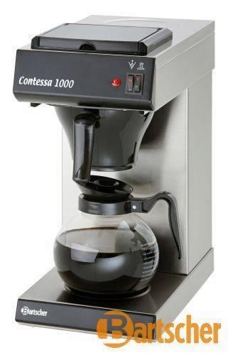 Bartscher Gastro Kaffeemaschine 1,8 Liter 2,0 kW