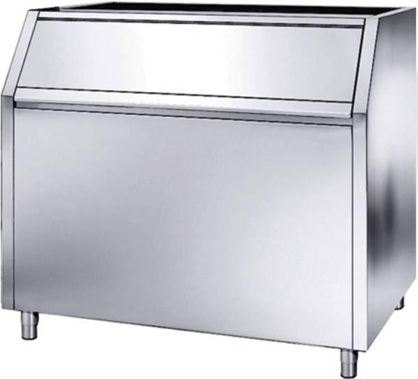 Eiswürfelauffangbehältter 350 kg Edelstahl