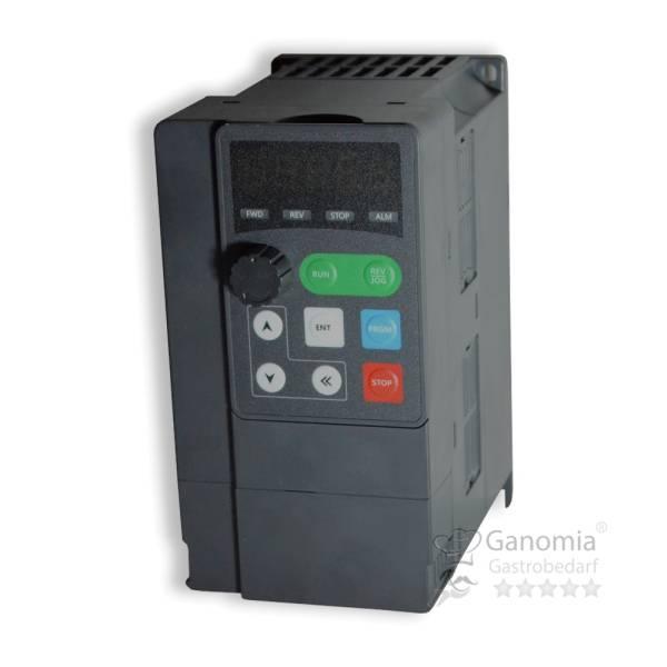 Frequenzumrichter 400 V - 2,2 kW - 5,1 A mit Gasanschluss