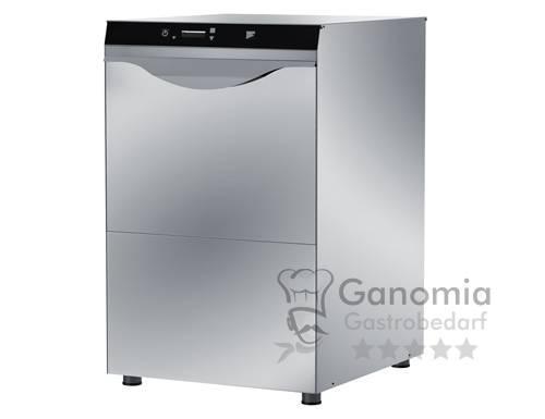 Geschirrspülmaschine 4x Spülprogramm(e) Standgerät mit Laugenpumpe, Reinigerpumpe