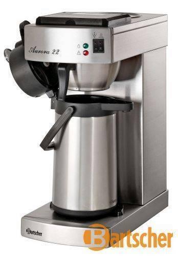 Bartscher Gastro Kaffeemaschine 2 Liter