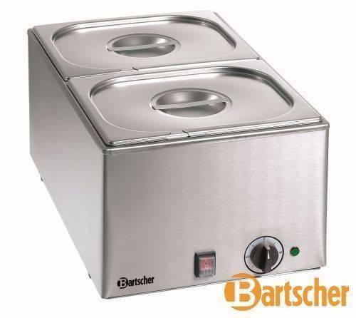 Bartscher Bain Marie Tischgerät Elektro Wasserbad