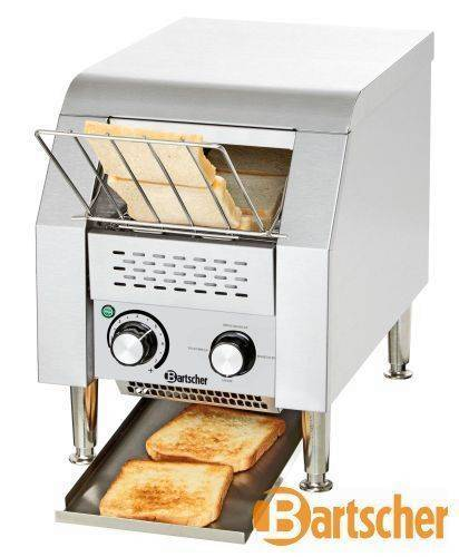 """Bartscher Toaster Durchlauftoaster """"Mini"""" 75 Scheiben/h"""