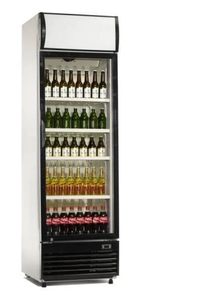 Gastro Flaschenkühler Umluftkühlung 430 Liter