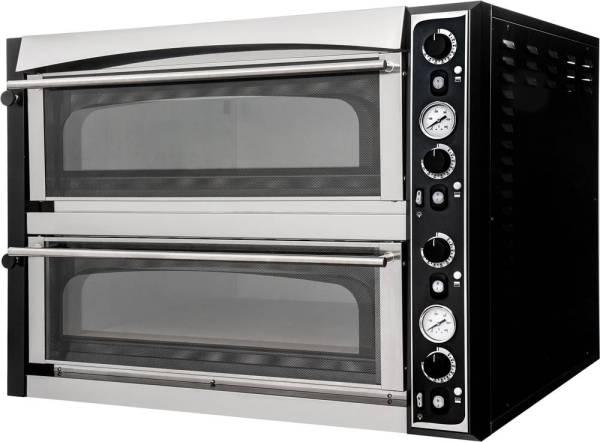 Pizzaofen Master Vollschamott - 2 Kammern 18 kW