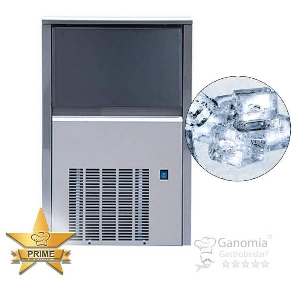 Vollwürfel Eisbereiter / Eiswürfelmaschine 33 kg / Tag