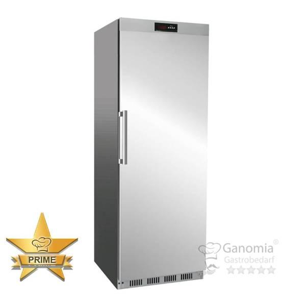 Gastro Kühlschrank 400 Liter Umluft Edelstahl