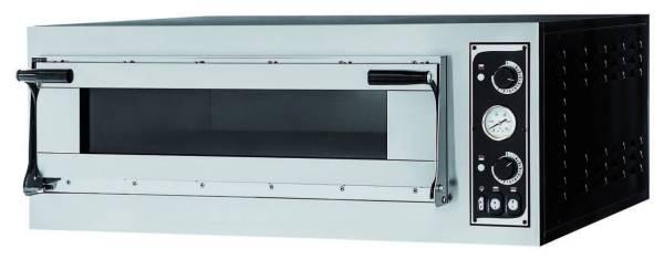Pizzaofen Virtuoso Vollschamott digital - 1 Kammer 6,9 kW