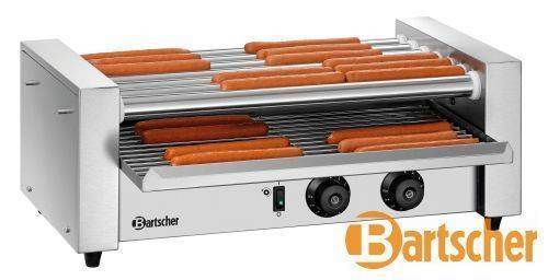 Bartscher Hot Dog Maker Würstchenroller Gastro