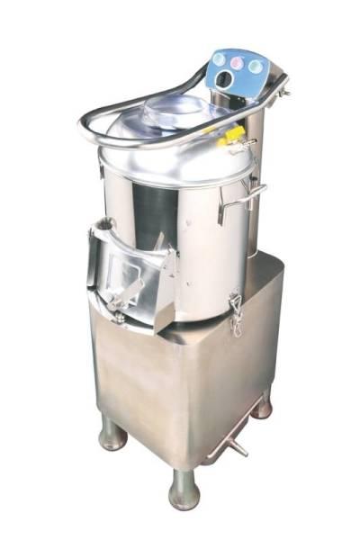 Kartoffelschälmaschine 165 kg pro Stunde
