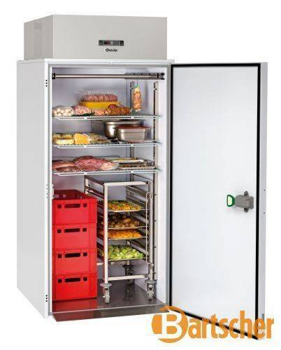 Bartscher Kühlschrank 1240 Liter Edelstahl