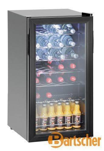 Bartscher Kühlschrank Flaschenkühlschrank 88 Liter