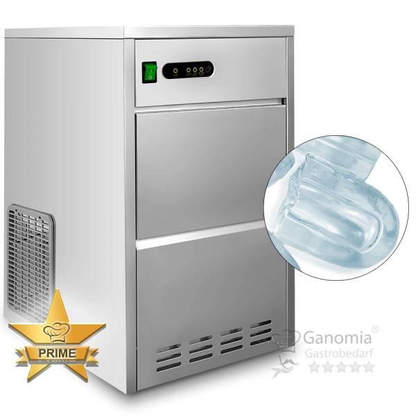 Hohlwürfel Eisbereiter / Eiswürfelmaschine 24 kg / Tag