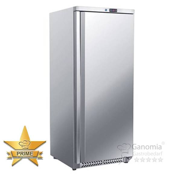 Gastro Kühlschrank 380 Liter Umluft Edelstahl