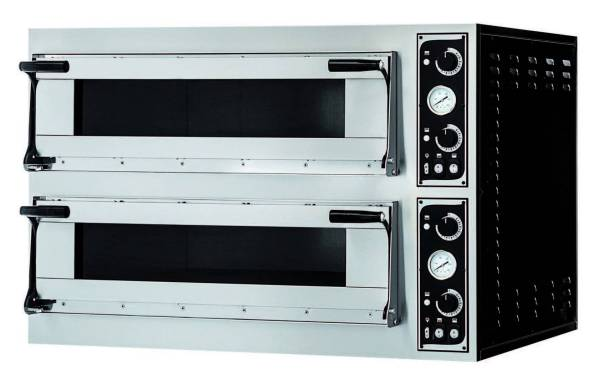 Pizzaofen Virtuoso digital - 2 Kammern 13,8 kW