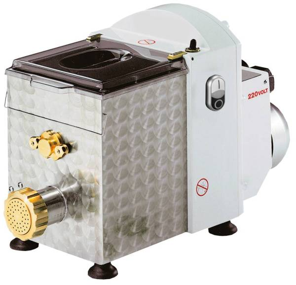Pastamaschine vollautomatisch gastronomie mit 8 kg/h