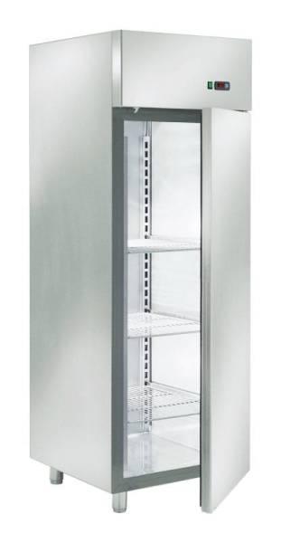 Edelstahl Kühlschrank mit 1 Tür 700 Liter