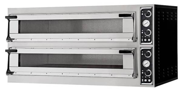 Pizzaofen Virtuoso digital - 2 Kammern 30,6 kW