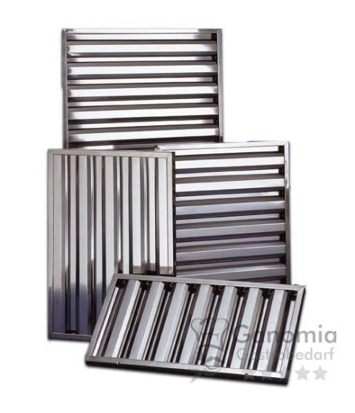 Flammschutzfilter 50 x 50 x 2,5 cm Typ A