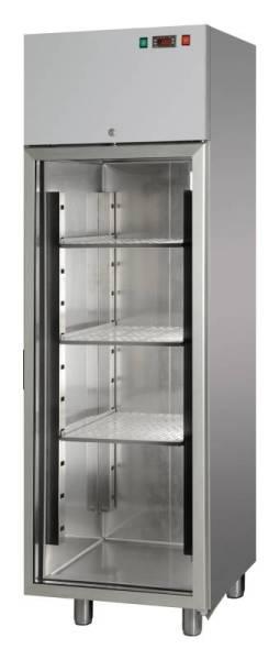 Gastro Kühlschrank 400 Liter Edelstahl