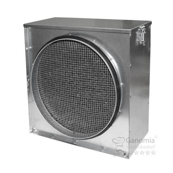 Aktivkohlefilter Box für Dunstabzugshaube mit 300 mm Rohrdurchmesser