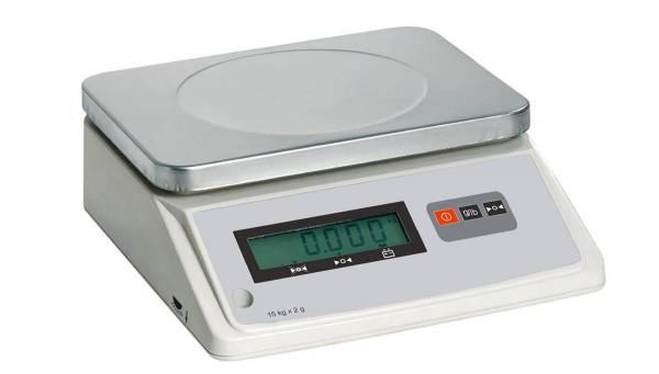 Küchenwaage 15 kg / 2 g Teilung