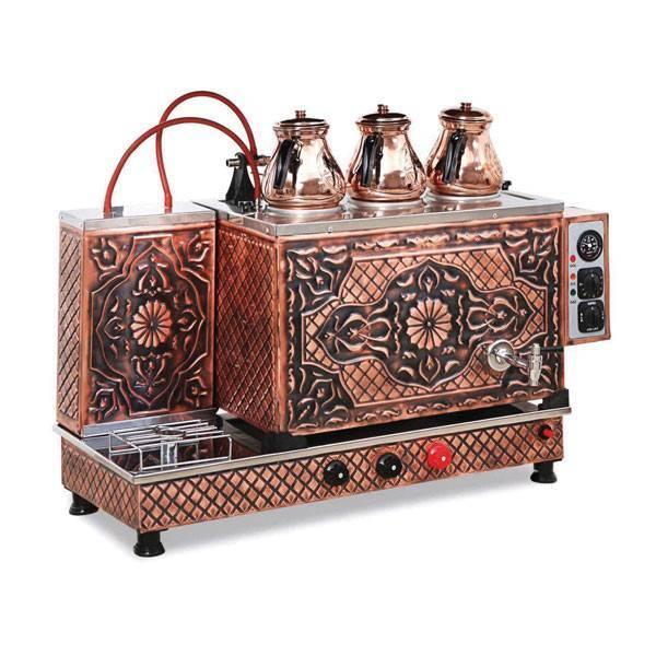 Türkischer Teekocher 45 Liter