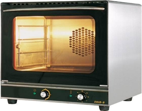 Konvektomat-Ofen mit 4 Einschüben