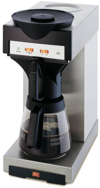 Filter Kaffeemaschine 125 Tassen/h
