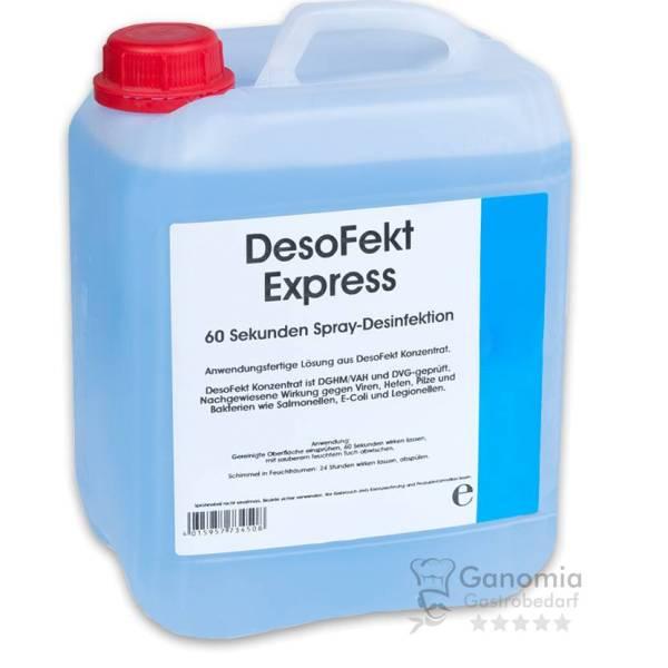Desinfektionsmittel Express Premium, 5 L Kanister