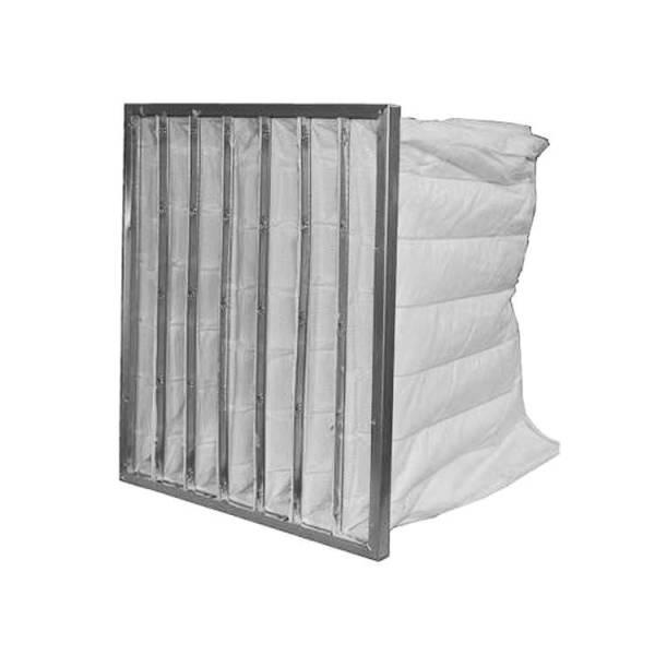 Taschenfilter für Lüftungsanlagen 50 x 60 cm