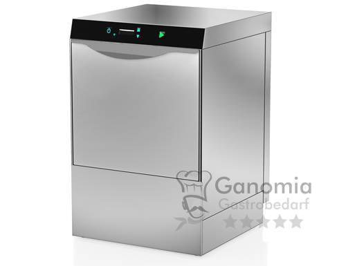 Geschirrspülmaschine 4x Spülprogramm(e) Unterbaugerät mit Laugenpumpe, Reinigerpumpe