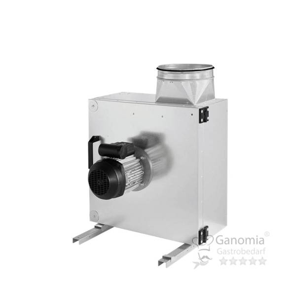 Rauchgasventilator bis 3000 m³/h - 120°C nach VDI 2052