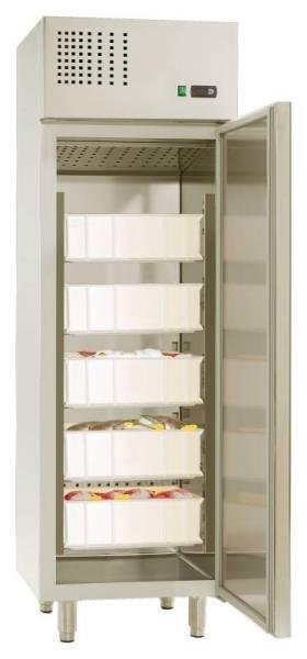 Gastro Fischkühlschrank mit 1 Tür 360 Liter