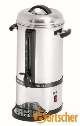 Bartscher Gastro Rundfilter Kaffeemaschine 15 Liter 100 Tassen