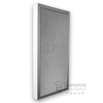 Metallfettfilter Dunstabzugshaube 40 x 40 cm