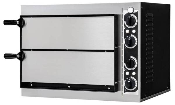 Pizzaofen - 2 Kammern 230 V