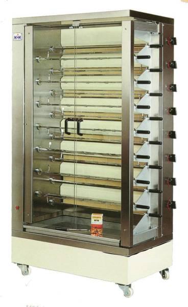 Hähnchengrills Elektro 75-99 Hähnchen