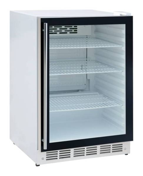 Gastro Kühlschrank Glastür 170 Liter