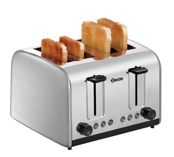 Toaster Gastro aus Edehlstahl
