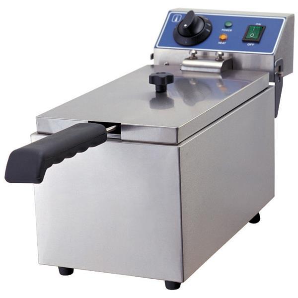 Elektro Friteuse 3,5 Liter Tischgerät