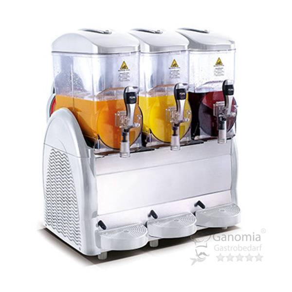 Slush Ice Maschine 3 x 12 Liter
