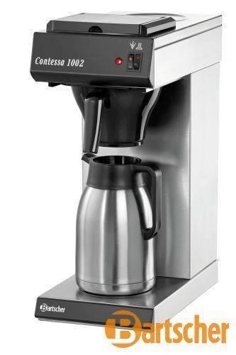 Bartscher Kaffeemaschine 2 Liter Isolierkanne 2000W